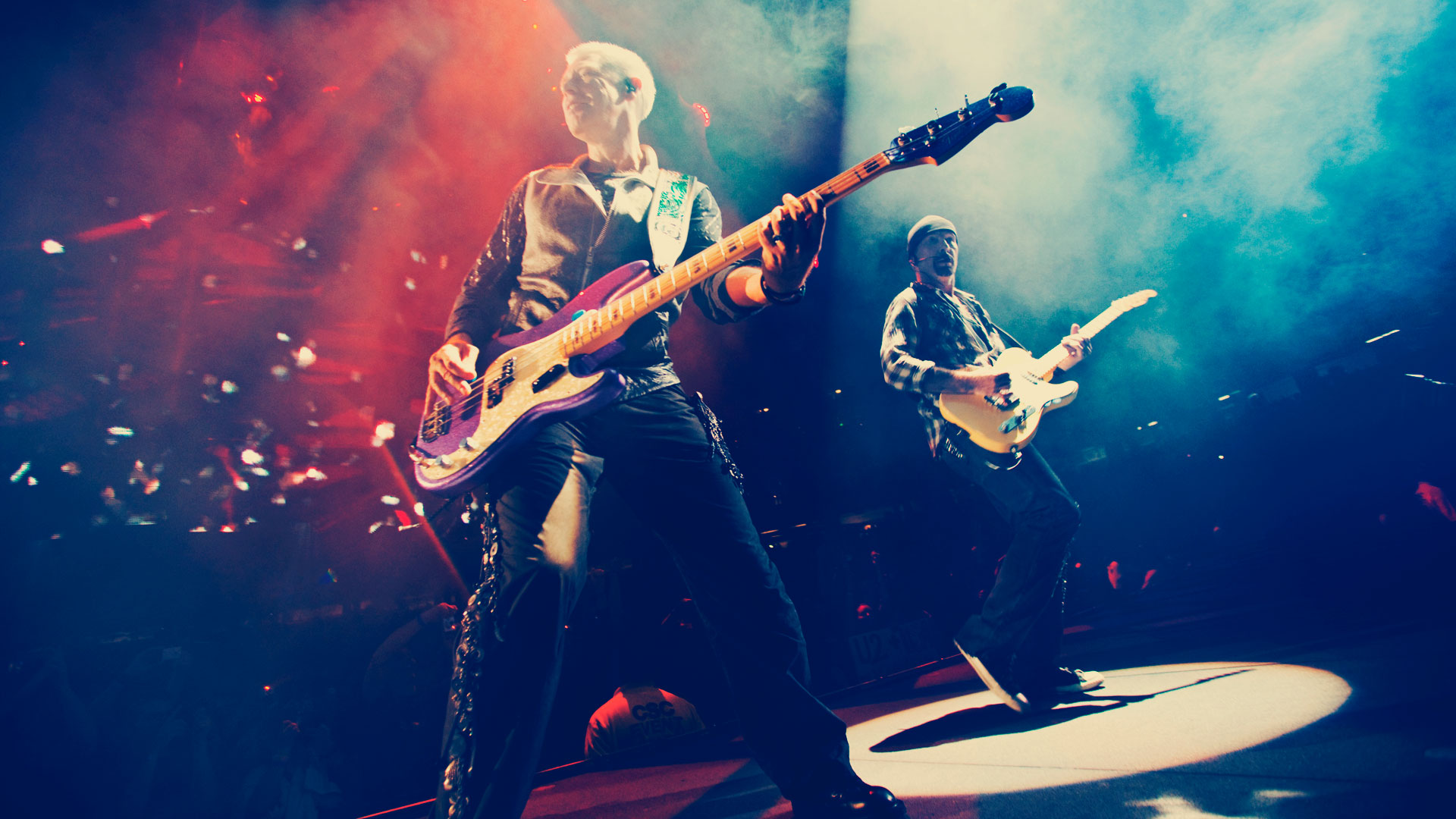 U2 iNNOCENCE + eXPERIENCE Tour 2015, O2 Arena, Hospitality Experience ...