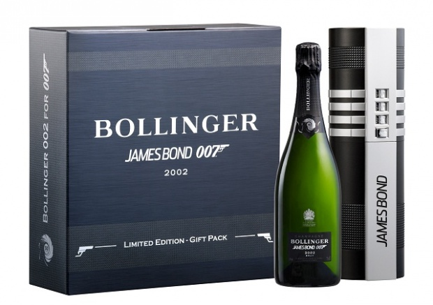 James Bond 007 &amp; Bollinger: A long lasting friendship since 1956