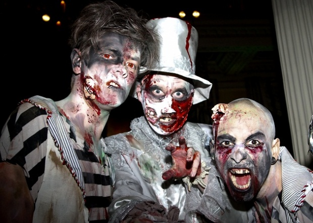 BloodLust Ball VII: Londons most renowned Halloween Ball. Hosted by The Button Club.