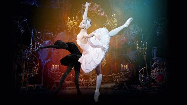The Royal Opera Houses Live Cinema Season 2012/13 opens with Swan Lake