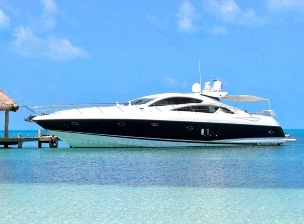 For Charter Sunseeker Aguila 22M  73Ft Motor Yacht