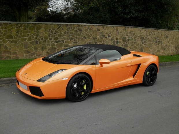 for sale lamborghini gallardo spyder 2008. Black Bedroom Furniture Sets. Home Design Ideas