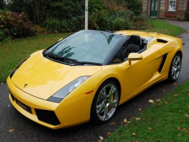 for sale lamborghini gallardo spyder 2007. Black Bedroom Furniture Sets. Home Design Ideas