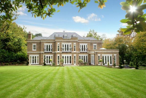 for sale the carnanton wentworth estate surrey uk