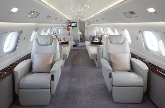 Private Jet For Charter, Super Medium, Embraer Lineage 1000, A6 KAH