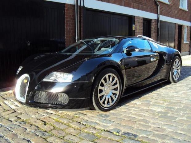 bugatti for sale veyron 8 0 2dr 2008 h. Black Bedroom Furniture Sets. Home Design Ideas