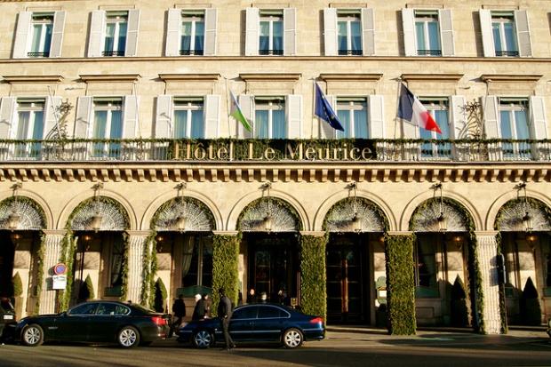 Le Meurice Paris : Le Meurice Hotel Entrance from www.gcprive.com size 620 x 413 jpeg 155kB