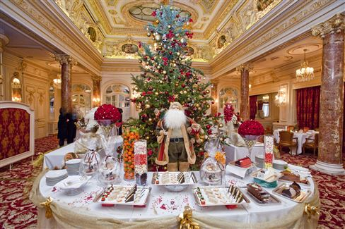 Christmas Eve Amp The Quot Belle Epoque Quot Grand Christmas Buffet