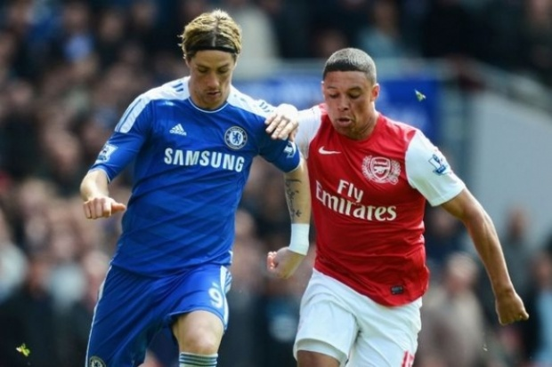 Arsenal v Chelsea, 23 Dec 2013